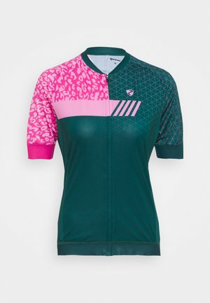 NATJA LADY  - T-Shirt print - spruce green
