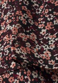 MICHAEL Michael Kors - DAINT BLOOM TIER SKT - Mini skirt - dark ruby - 2