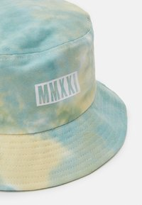 Vintage Supply - BUCKET HAT UNISEX - Hat - neon yellow/white/light green - 3