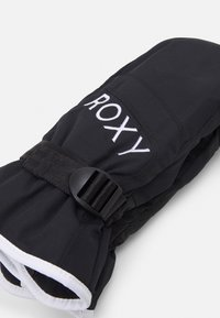 Roxy - JETTY SOLMITT - Mittens - true black - 1