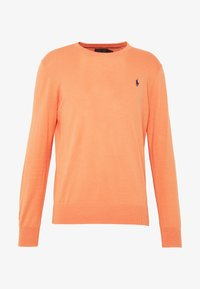 Polo Ralph Lauren Golf - PIMA CREWNECK - Jumper - true orange - 4