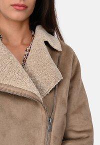 Oakwood - OLGA - Light jacket - gray taupe - 3