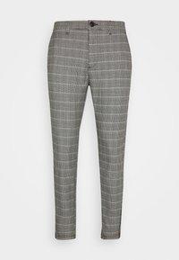 Gabba - PISA PETIT CHECK - Trousers - brown - 5