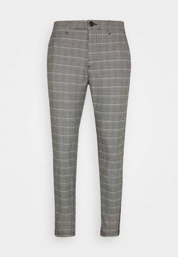 PISA PETIT CHECK - Pantaloni - brown