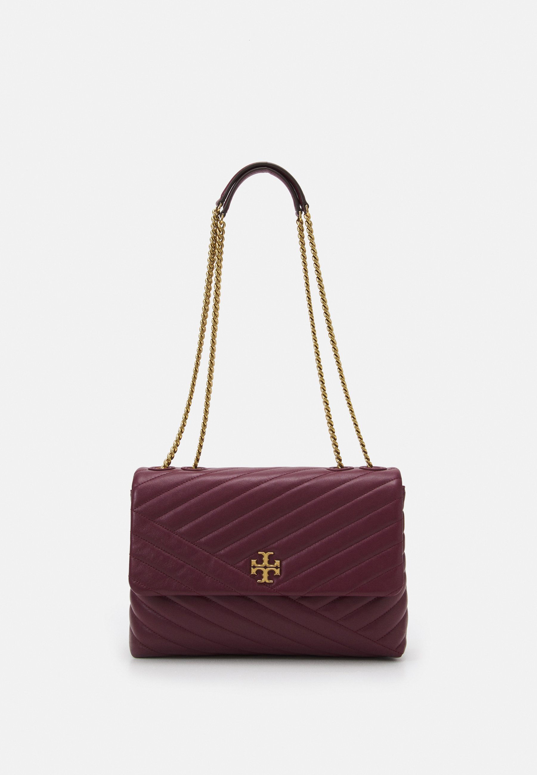 Women KIRA CHEVRON CONVERTIBLE SHOULDER BAG - Across body bag