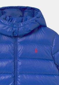 Polo Ralph Lauren - CHANNEL OUTERWEAR - Down jacket - boysenberry - 3