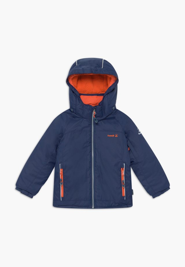 RUSTY - Winter jacket - navy/marine