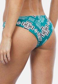 CIA MARÍTIMA - MARFIM - Bikini bottoms - green - 2
