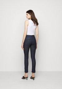 Dondup - IRIS PANT - Jeans Skinny Fit - blue thread - 2
