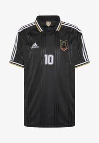 adidas Performance - DEUTSCHLAND MÜNCHEN JSY - Print T-shirt - black - 3