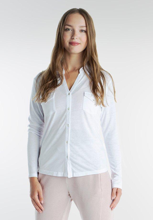 LONGSLEEVE - Overhemdblouse - white