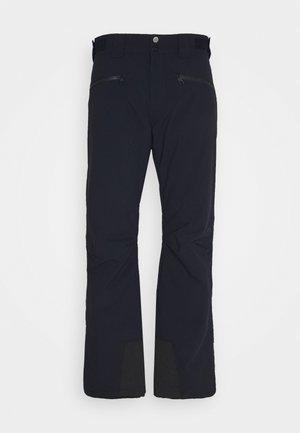 TRUULI SKI PANT - Zimní kalhoty - navy