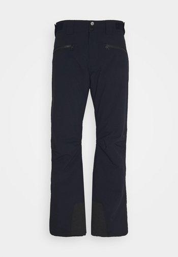 TRUULI SKI PANT - Pantaloni da neve - navy