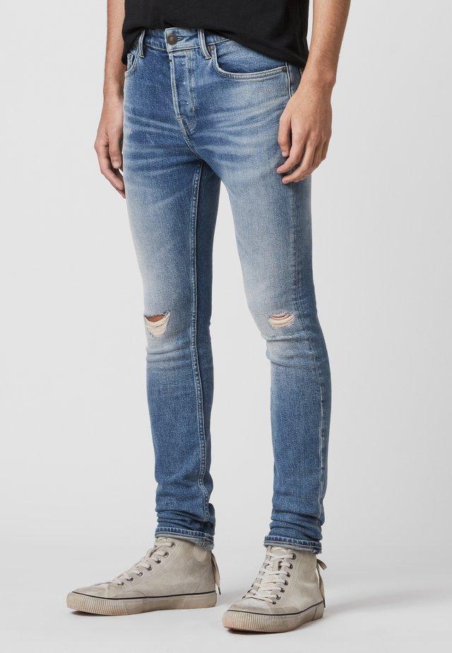 CIGARETTE  - Jeans Slim Fit - blue