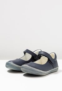 Primigi - Ankle strap ballet pumps - blue scuro - 3