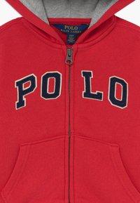 Polo Ralph Lauren - Zip-up hoodie - sunrise red - 3