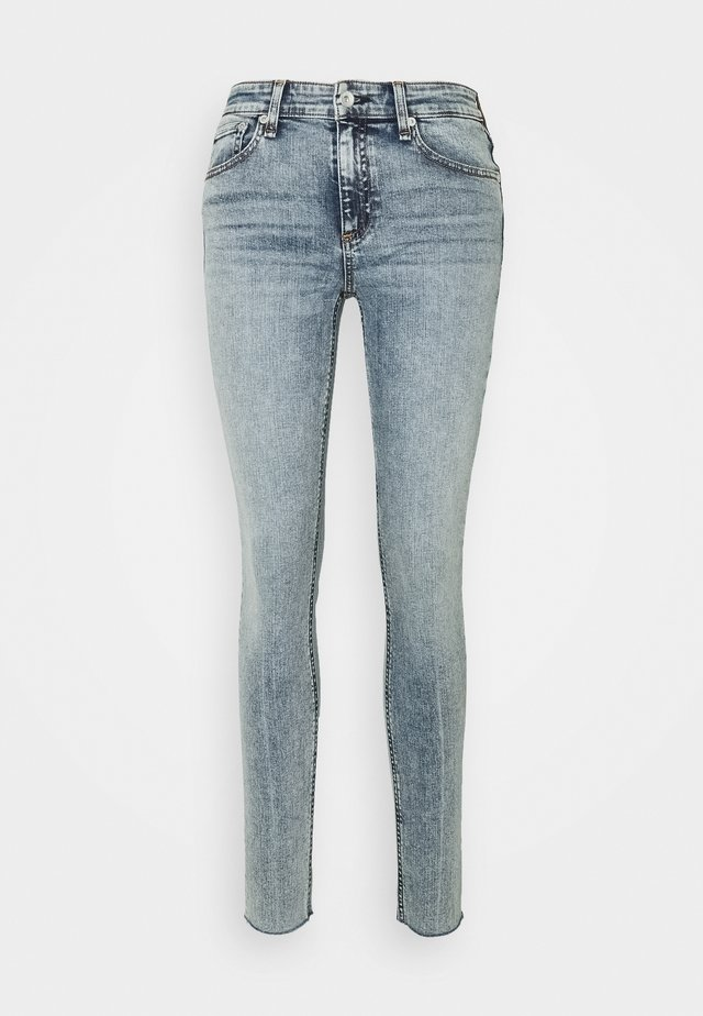 CATE - Jeansy Skinny Fit - birchleaf