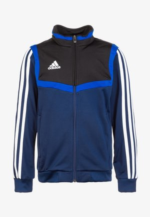 TIRO 19 POLYESTER TRACK TOP - Training jacket - dark blue / white