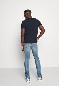 Tommy Jeans - SCANTON SLIM - Slim fit jeans - portobello mid blue comfort - 2