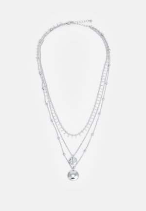 PCKEISE NECKLACE - Halskette - silver-coloured