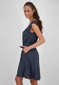 alife & kickin - Day dress - marine - 3