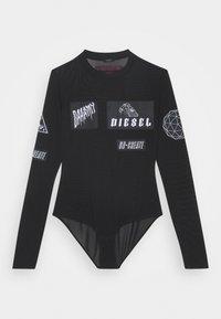 Diesel - VALERIE BODY - T-shirt à manches longues - black - 6