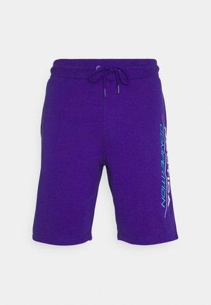 DODGER - Shorts - purple