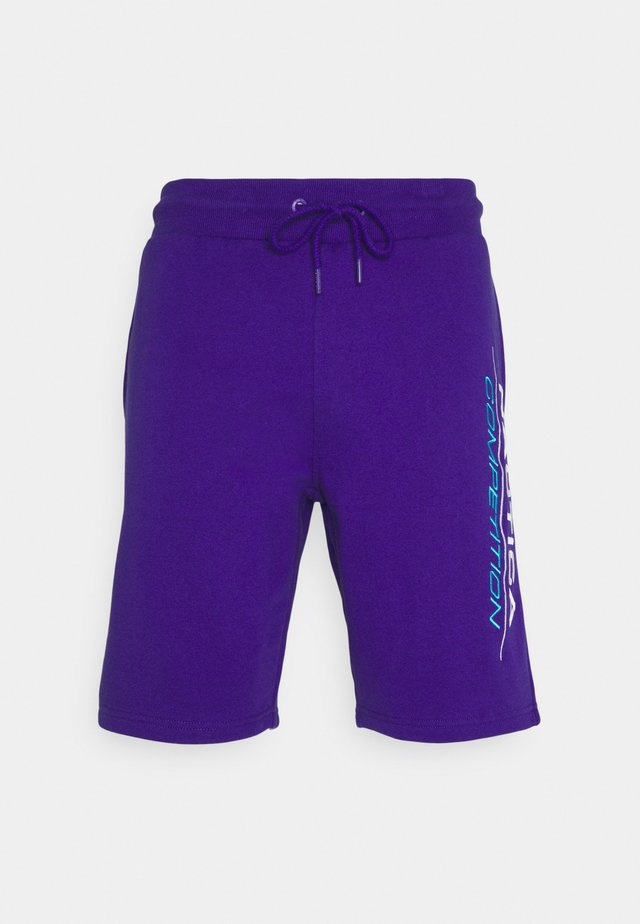 DODGER - Kraťasy - purple