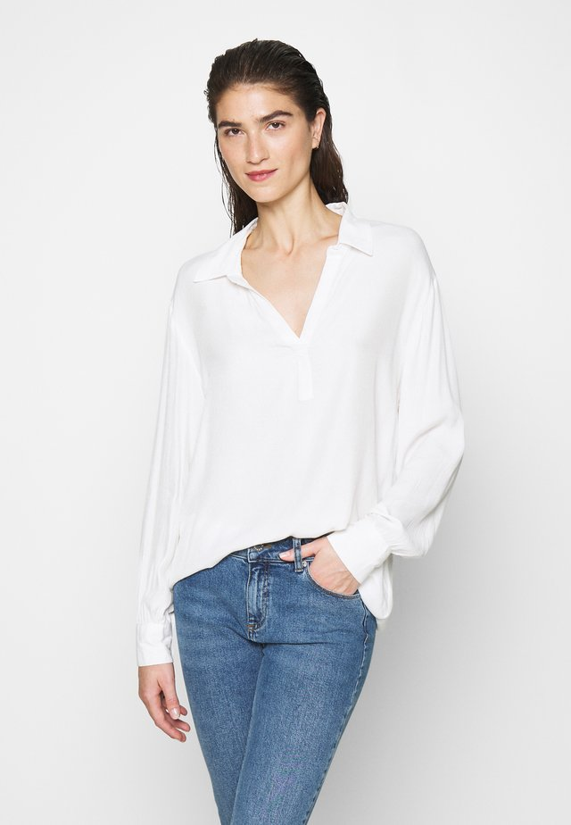 ODETTELN BLOUSE - Bluzka - snow white