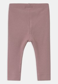 Name it - NBFROSEMARIE 3 PACK - Legging - shadow/italian plum/deauville - 1
