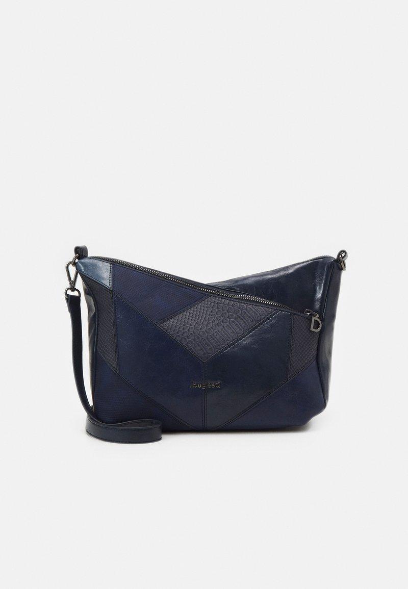 Desigual - BOLS AVA HARRY MINI - Across body bag - navy