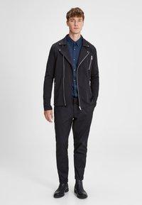 Jack & Jones PREMIUM - Shirt - navy blazer - 1