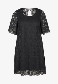Zizzi - Day dress - black - 3