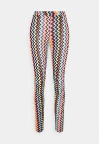 M Missoni - Leggings - Trousers - multicolor - 4