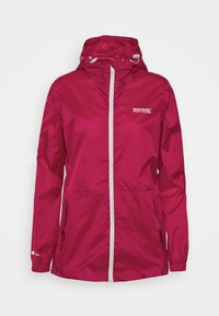 Regatta - Waterproof jacket - dark cerise - 0