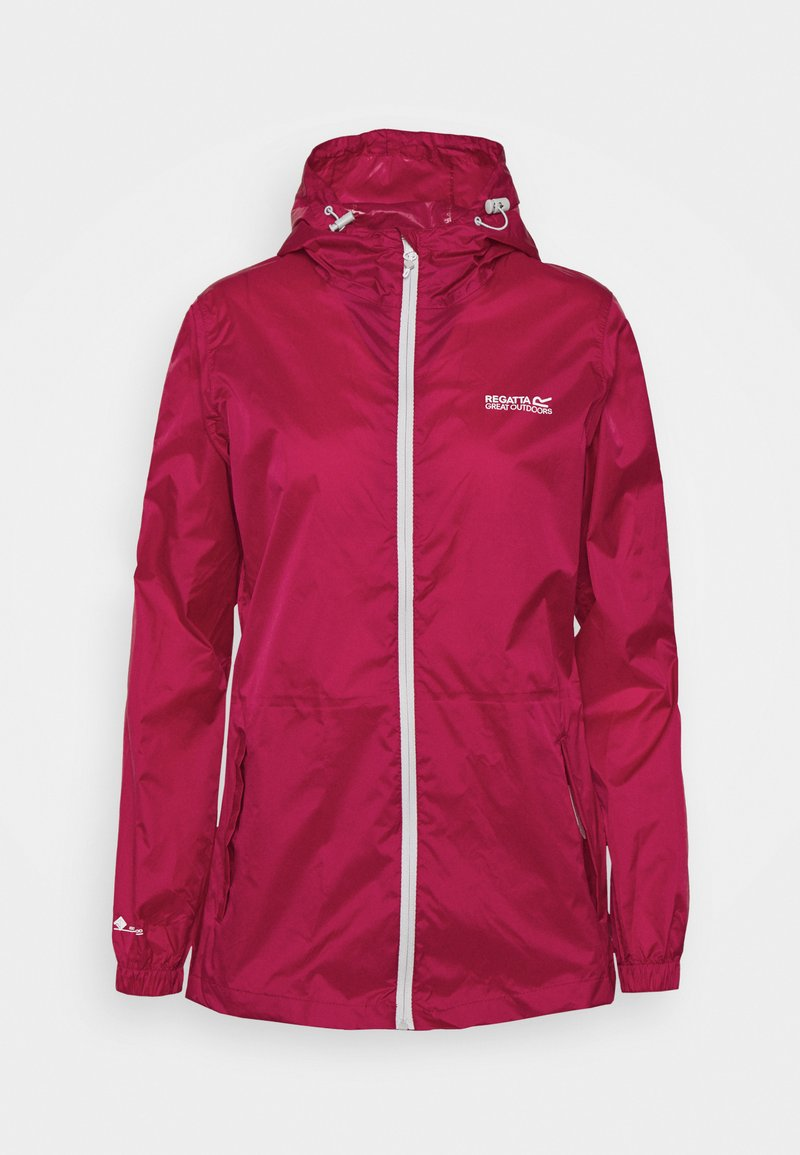 Regatta - Waterproof jacket - dark cerise