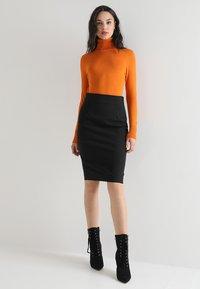 Morgan - Pencil skirt - noir - 1