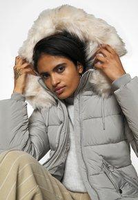 Topshop - FREIDA - Winter jacket - grey - 5