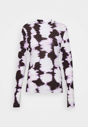 MEJA LONG SLEEVE - Long sleeved top - liquid diamonds
