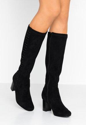ALEGOTO - Boots - black