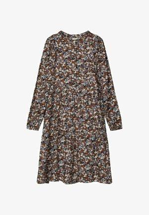 Shirt dress - twilight mauve