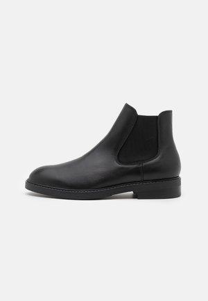 SLHBLAKE - Korte laarzen - black
