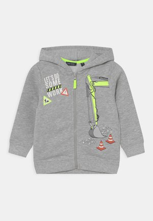 KIDS BOYS - Mikina na zip - nebel