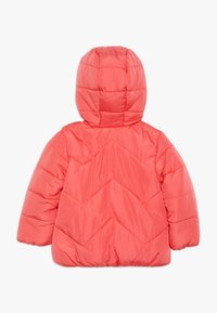 mothercare - BABY FLOW JACKET PLAIN - Winter jacket - coral - 1