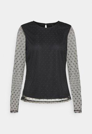 YASLISSO - T-shirts med print - black
