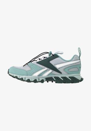 DMXPERT - Sneakers - green slate/pure grey/ivy green