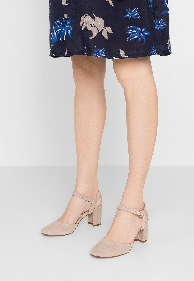 mint&berry - Classic heels - nude