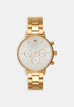 NOVA SOLIS - Watch - gold-coloured