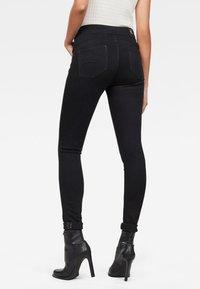 G-Star - HIGH  - Jeans Skinny Fit - black - 1