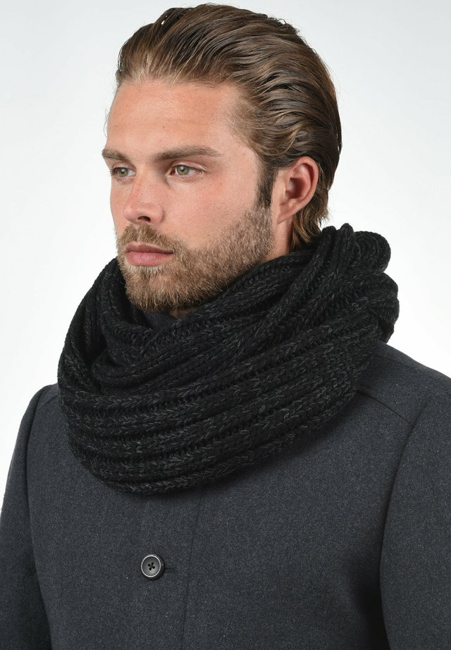 LOOP RUSSEL - Snood - black